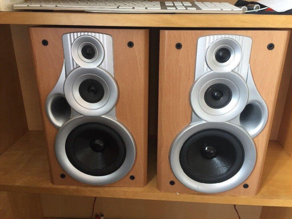 Kenwood Hi-Fi speakers