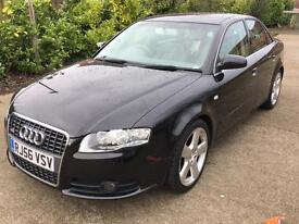 Audi A4 2.0 TDI S Line Special Edition 170bhp