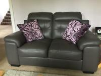SOLD - Matching 3 & 2 seater sofas - SOLD