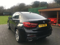BMW X6 40d M Sport with full SPEC