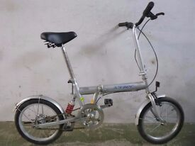 Folding bike 2740A