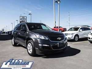 2016 Chevrolet Traverse LS All wheel drive