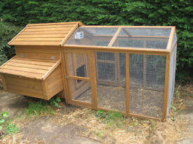 Hen Coop and accessories for Sale