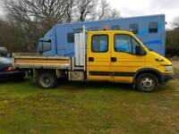 Iveco daily pickup