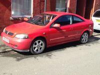 Vauxhall Coupe Bargain 1,8