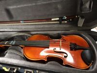 1/8 size Yamaha Violin