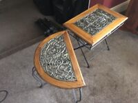 2 X Occasional Tables (Matching)