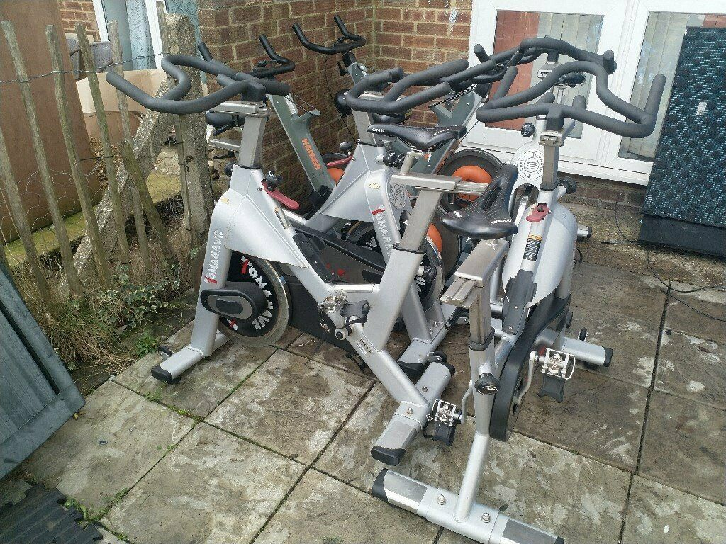 Tomahawk I C E Commercial Spin Bikes X 4 In Luton