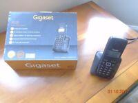 Hands Free Landline Cordless Phone - Gigaset A120