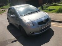 2006 Toyota Yaris T Spirit 1.3 Petrol in good condition with service history