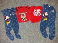 Baby boys 3-6 months clothes bundle
