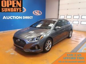 2018 Hyundai Sonata SPORT! SUNROOF! LEATHER/CLOTH!