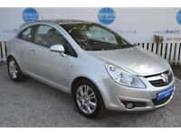 VAUXHALL CORSA Can't get car finance? Bad credit, unmrployed? We can help!
