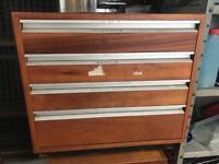 Retros Side Cabinet