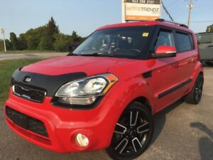"2013 Kia Soul 2.0L 4u Burner Nice! Sunroof! 18"" Alloys with B..."