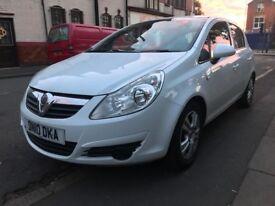 2010 Vauxhall Corsa 1.3 CDTI Exclusive Diesel 12 months MOT FREE ROAD TAX