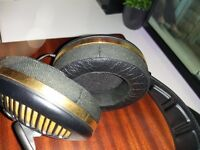 Sennheiser HD 540 Gold 300 ohm made in Grermany