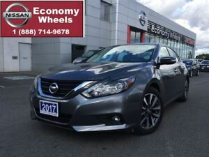 2017 Nissan Altima 2.5 SL / ONE OWNER