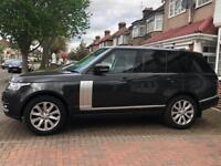 """Range Rover L405 L494 Style 2 Style 502 20"""" Alloy Wheels And Tyres"""