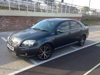 Swap for smaller car or Selling Toyota avenis REMAPED DPF REMOVED AND EGR OFF DONE PROFESIONALI.