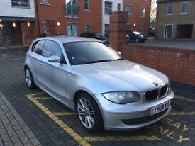 BMW 118i se 2008. Low mileage!!! Excellent condition. Low price.