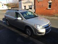 2010 Vauxhall Astra Van 1.7 CDTI Only 77K