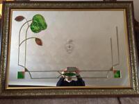 Charles Rennie Mackintosh Mirror