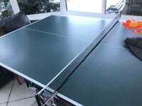 Olympic sized Butterfly Table Tennis table