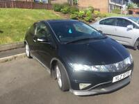 Honda Civic 2.2 Diesel 2007 Type-S