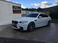 Late 2013 BMW m5 4.4 v8 twin turbo