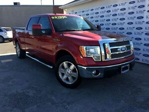 2009 Ford F-150 Lariat *Leather *Sunroof*