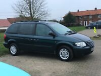 Chrysler Voyager 2006 2.8 Automatic