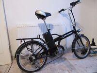 Dillenger Electric Bike