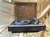 Vintage Phillips Turntable Type 22 GA105/1ST
