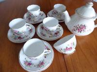 A Royal Grafton Fine Bone China Tea Service