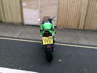 2008 Kawasaki ER6F ABS Model .... EXTREMELY LOW MILAGE ... Excellent condition Quick sale wanted