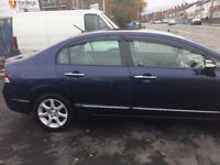 Honda civic, Hybird, 84238 miles, Full dealership history, Nice and clean interior, £3999.00