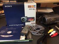 EXCELLENT CONDITION: Sony DCR-SR75E Handycam