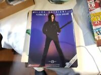 JOE SATRIANI GUITAR TAB VERY RARE AND COLLECTIBLE
