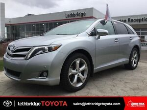 Toyota Certified 2015 Toyota Venza Limited V6 AWD - EXT WTY!