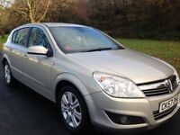 Vauxhall Astra elite cdti diesel 57plate new mot exellent condition