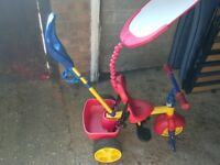 Little tikes trike has only been used a few times in very good condition