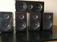 EDIFIER S550 ENCORE 5.1 surround 540 watts RMS Acoustic system