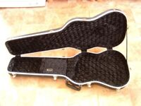 Kinsman Guitar Hard Case. Suits Fender Stratocaster / Telecaster