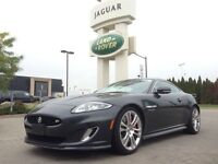 2012 Jaguar XKR SUPERCHARGED - 510H.P.