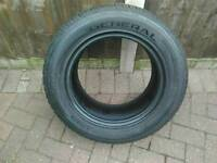 👉255 55 16 genral grabber uhp x5 tyres.👈