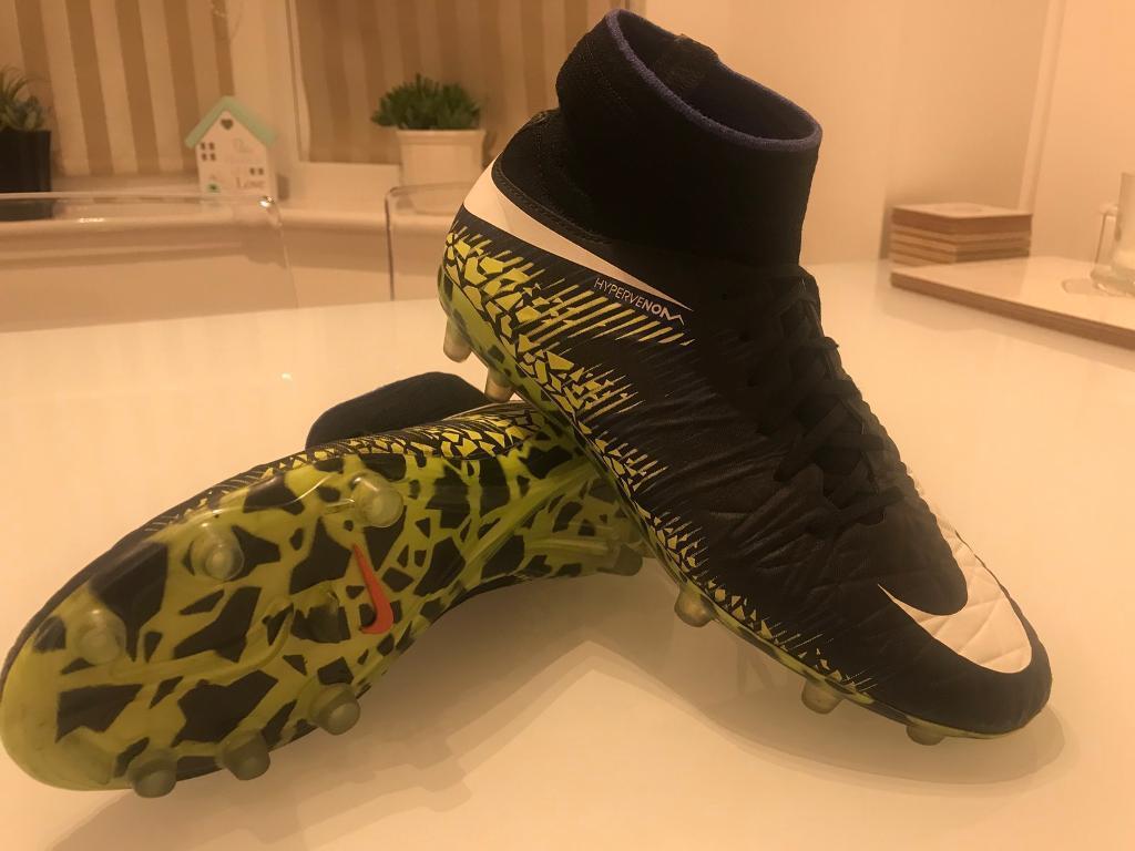 eb8862c16 Boys Nike Football Boots. Neymar Hypervenom Phantom ii FG - Limited  Edition. Size 4.5