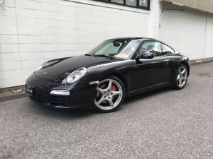 2009 Porsche 911 Carrera S! Local! Sport Chrono! Navigation!