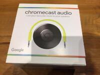 Google Chromecast Audio NEW SEALED