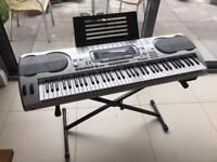 Casio WK3500 electric keyboard